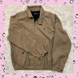 Polo Golf Ralph Lauren Polyester Bomber Jacket